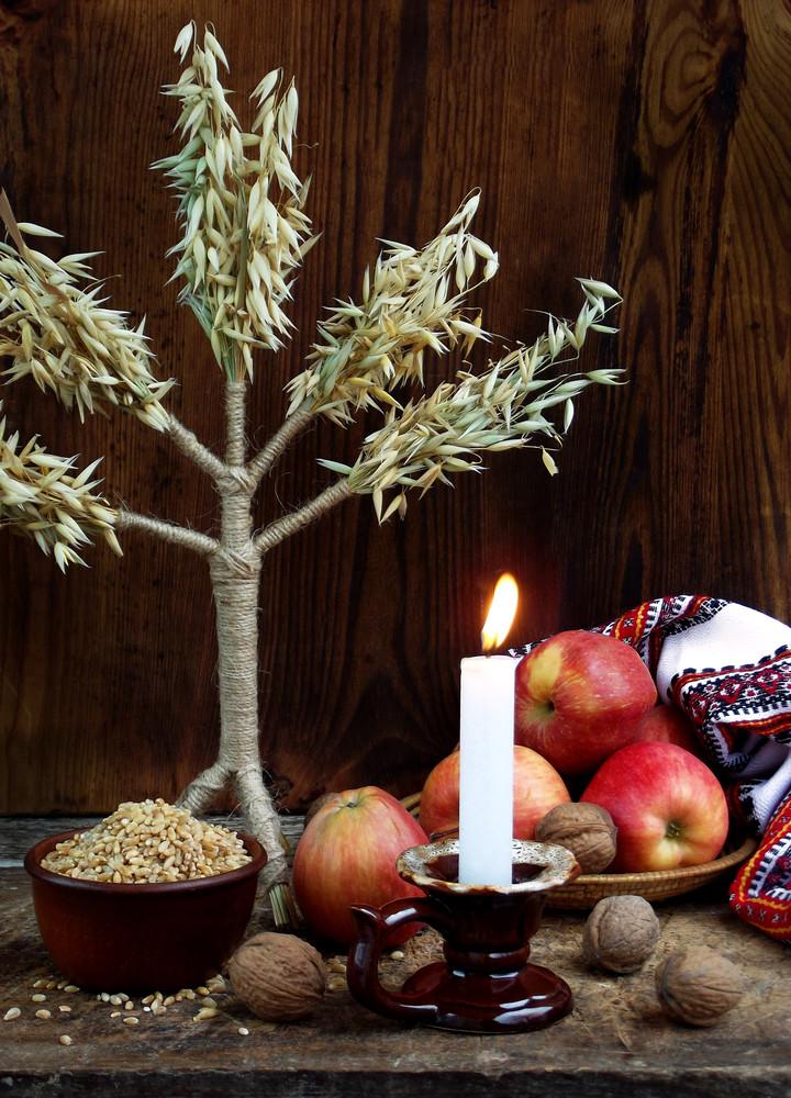 Дидух и кутья - традиции Старого Нового года и Щедрого вечера