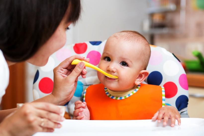прикорм ребенка
