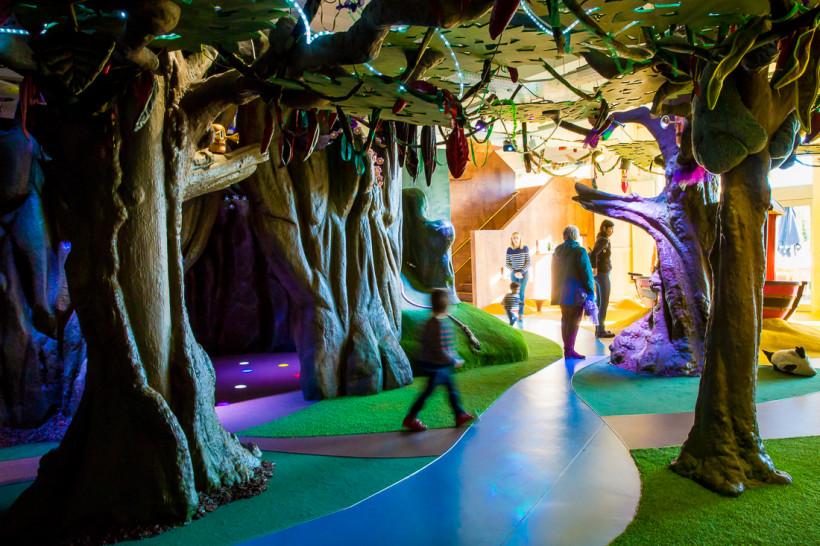 интерактивный центр Discover Children's Story Centre