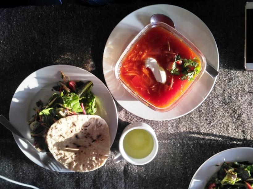 еда в  Непале