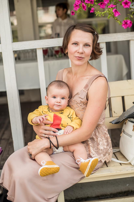 Анна Пригода, основатель проекта «Мама в Форме».