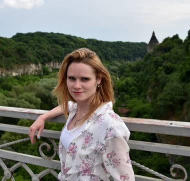 Анастасия Черногор
