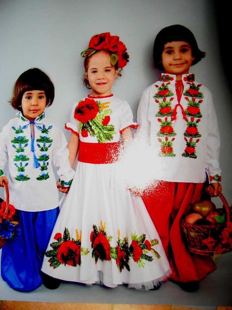 Приемные детки Ольги Тодусовой из Одессы