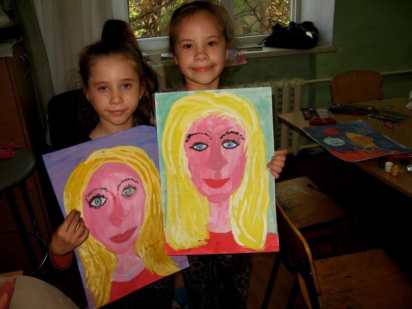 Дети из приемной семьи