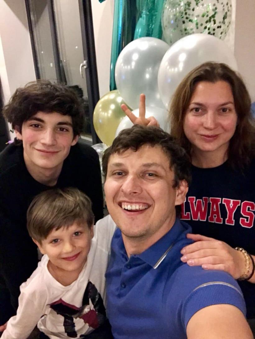 Руслан Громовьюк - тато року
