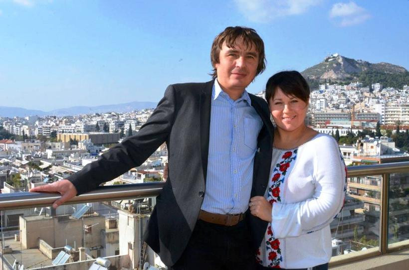 Сергей и Наталия Гедз