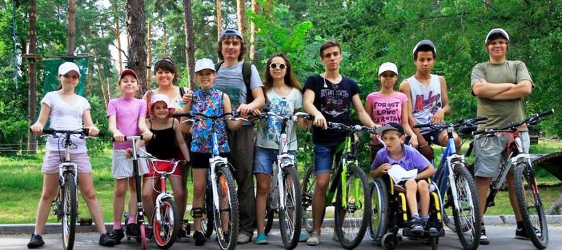 Гедз - семья с приемными детьми