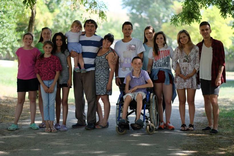 семья Гедз