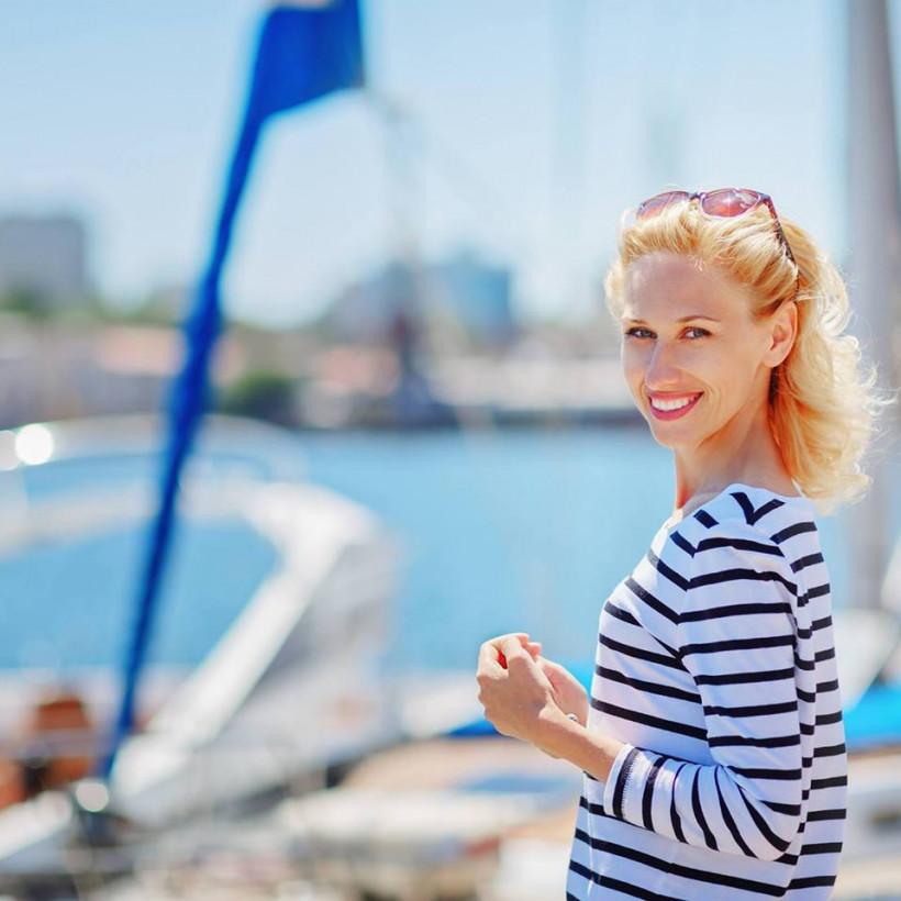 Мария Линда - Журналист, бизнес-тренер, консультант по вопросам клиентского сервиса и тайм-менеджменту для мам.