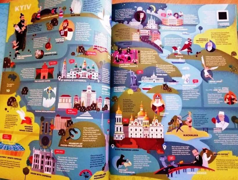 «Книга-мандрівка. Україна»