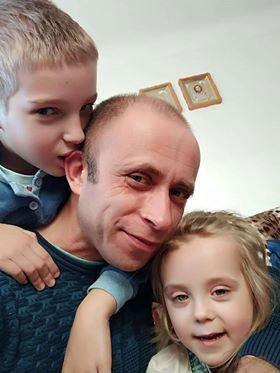 семья Денис Колюбакин