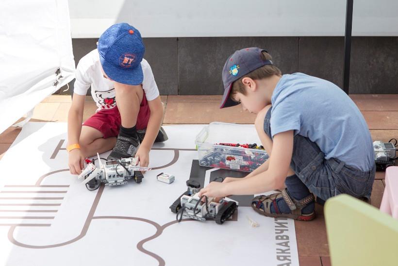 Archikidz - мастер-классы робототехники