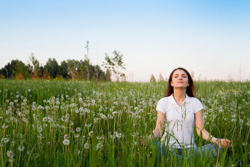 Йога от стресса и для успокоение нервной системы