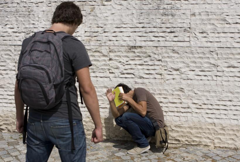 Буллинг среди подростков