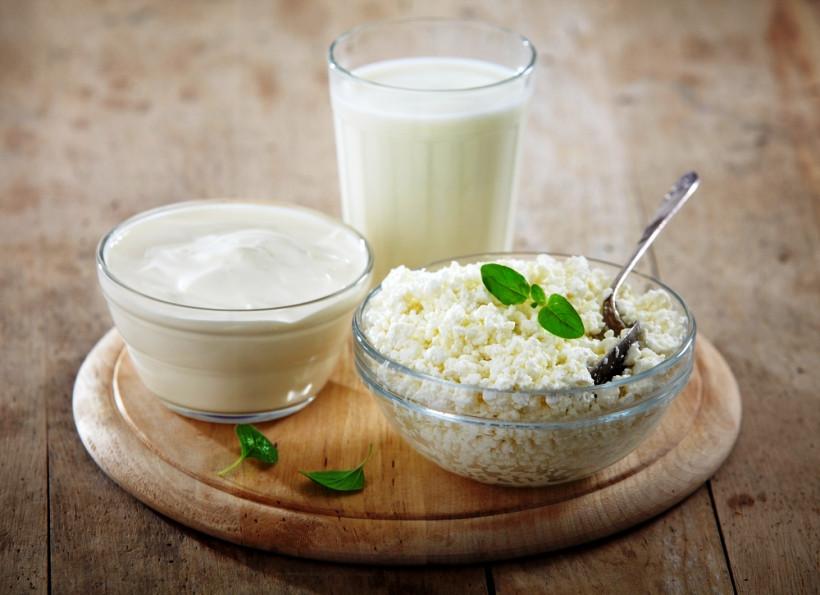 кисломолочные продукты в прикорме