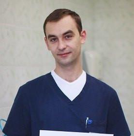 Дмитрий Янчук, детский хирург