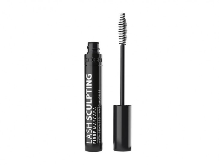 GOSH, Тушь для ресниц Lash Sculpting Fibre Mascara
