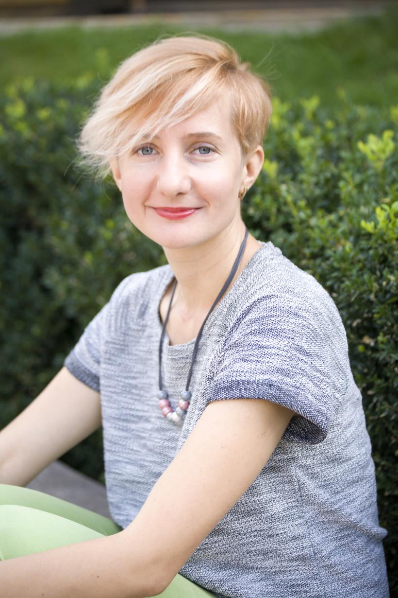 Ольга Куприян - писательница и автор Щоденник Лоли