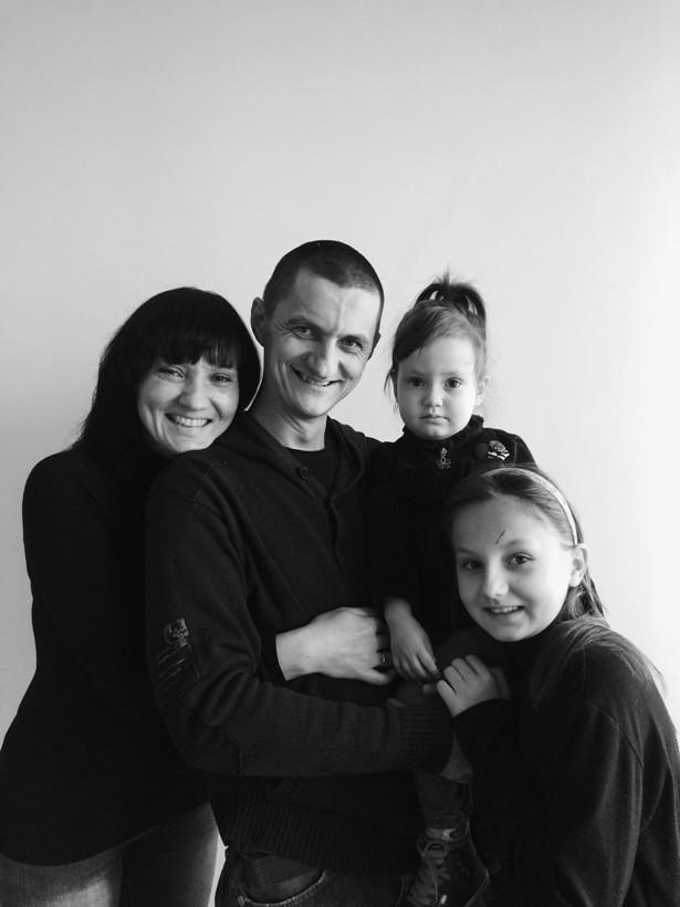 Володимир Швець номінант Тато року