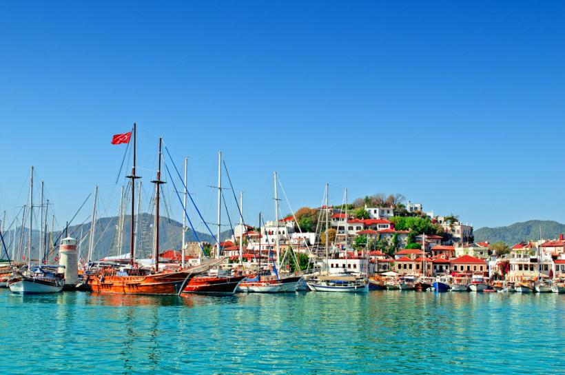 Турция - пасха 2019