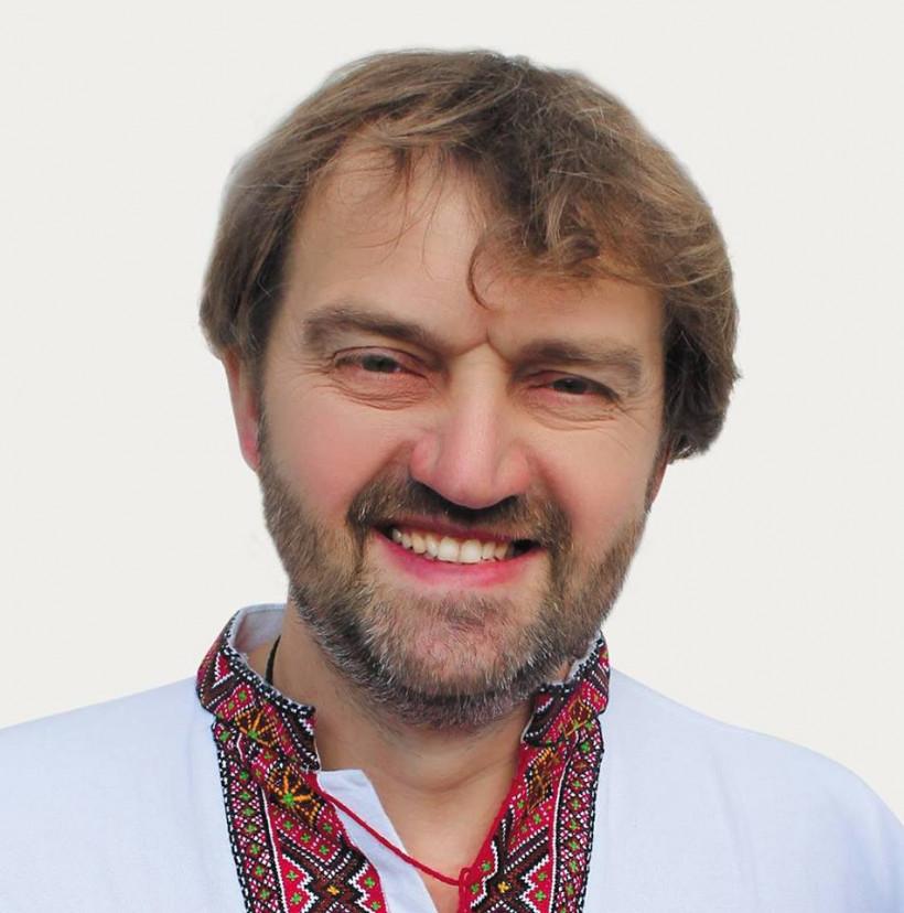 Федор Лапий - иммунолог, номинация Тато-лікар