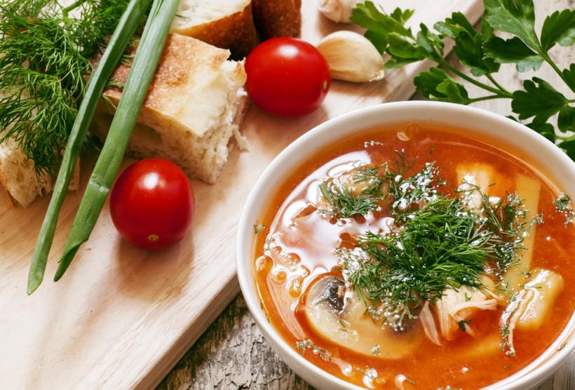 рецепти супів - капусняк
