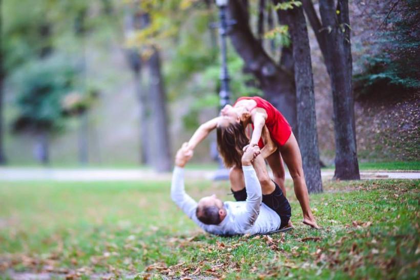 Акро-йога  - йога отношений