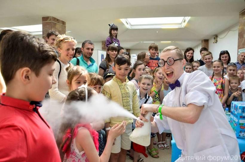 Детский фестиваль Книгоманія