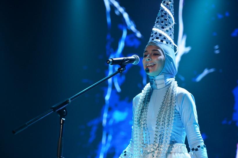 Александра Еремина.