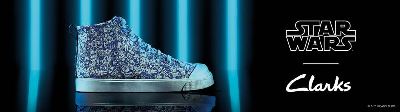 обувь STARWARSXCLARKS