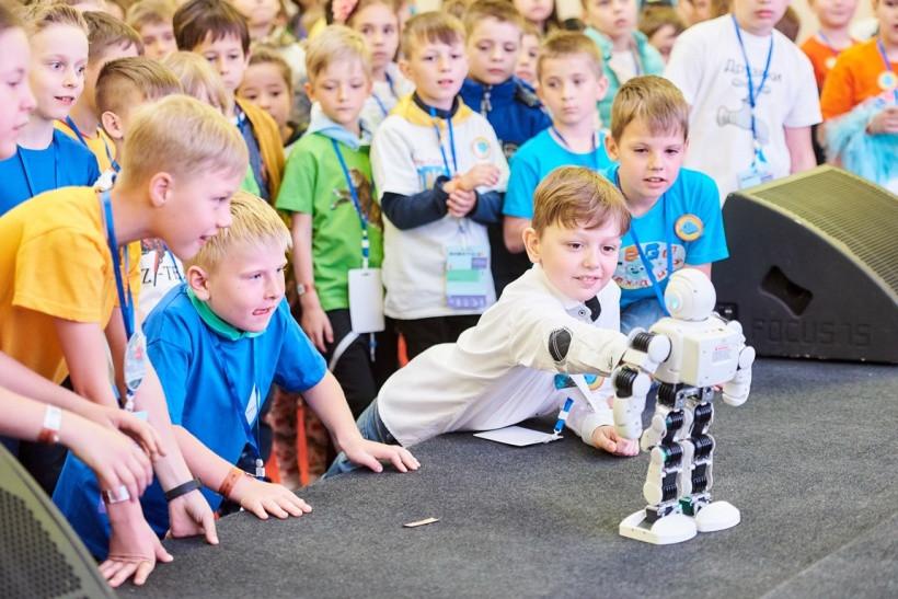 фестиваль робототехники 1-2 июня