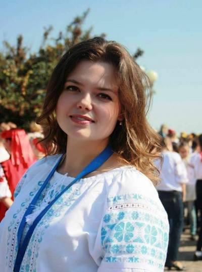 Вікторія терещенко