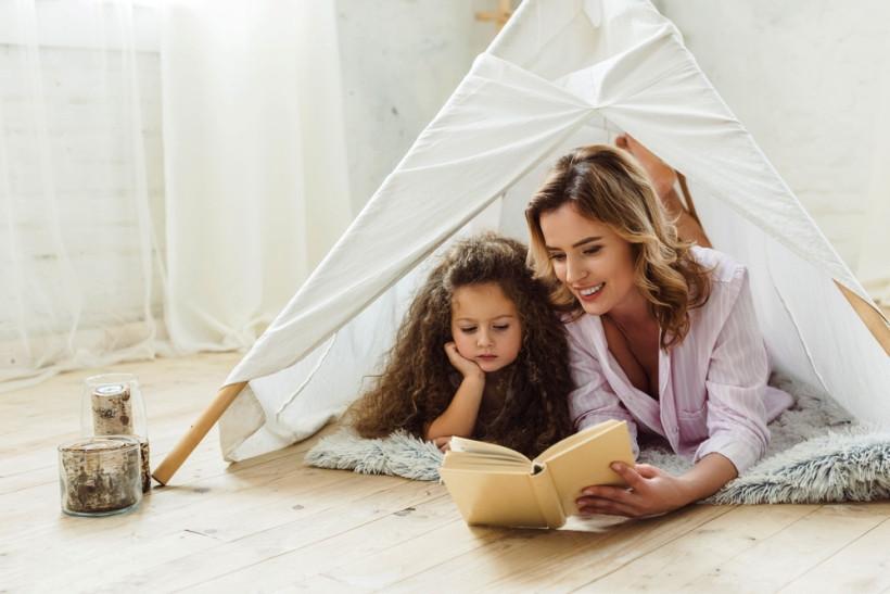 Как пробудить в ребенке книголюба?