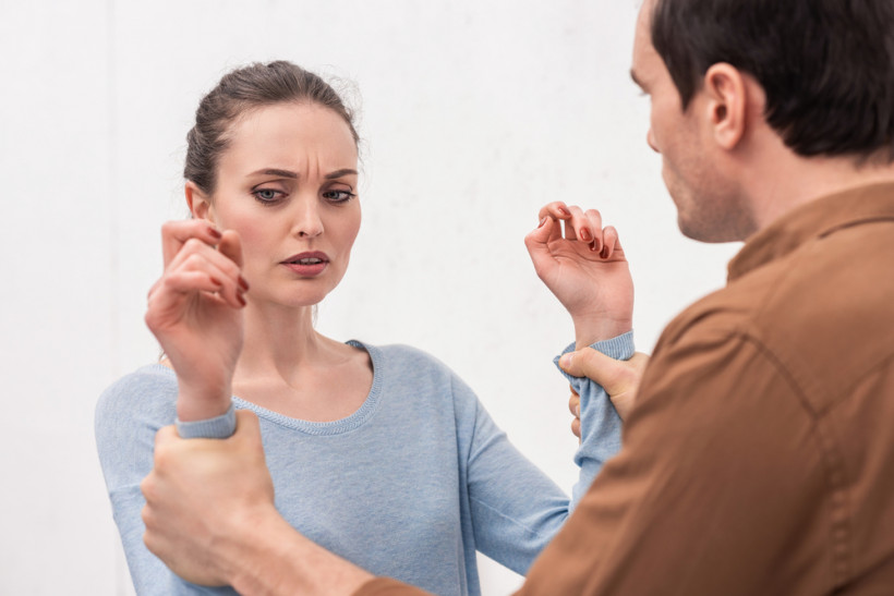 Домашнее насилие - как перестать быть жертвой