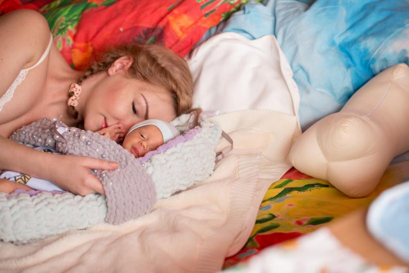 спільний сон з дитиною