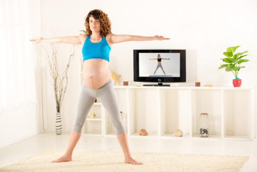 , как правильно подготовить тело к родам