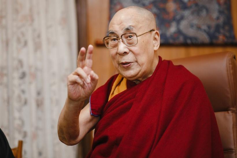 Далай-Лама для украинских учителей