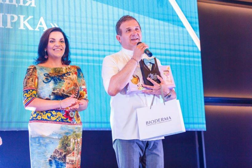 Наталья Холоденко и Юрий Горбунов - тато року 2019