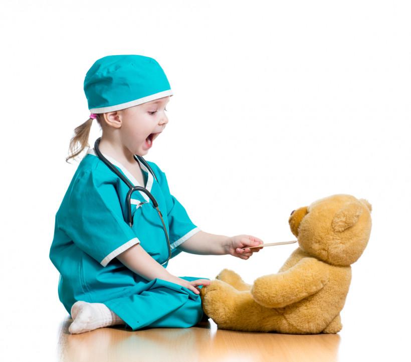 что делать если ребенок боится врачей