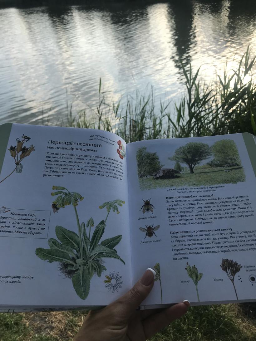 Книга о природе для детей