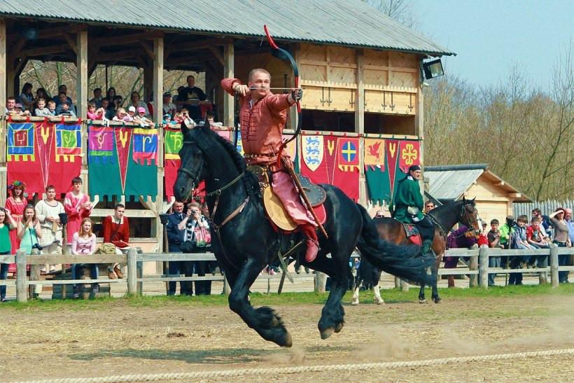 конное боевое искувство