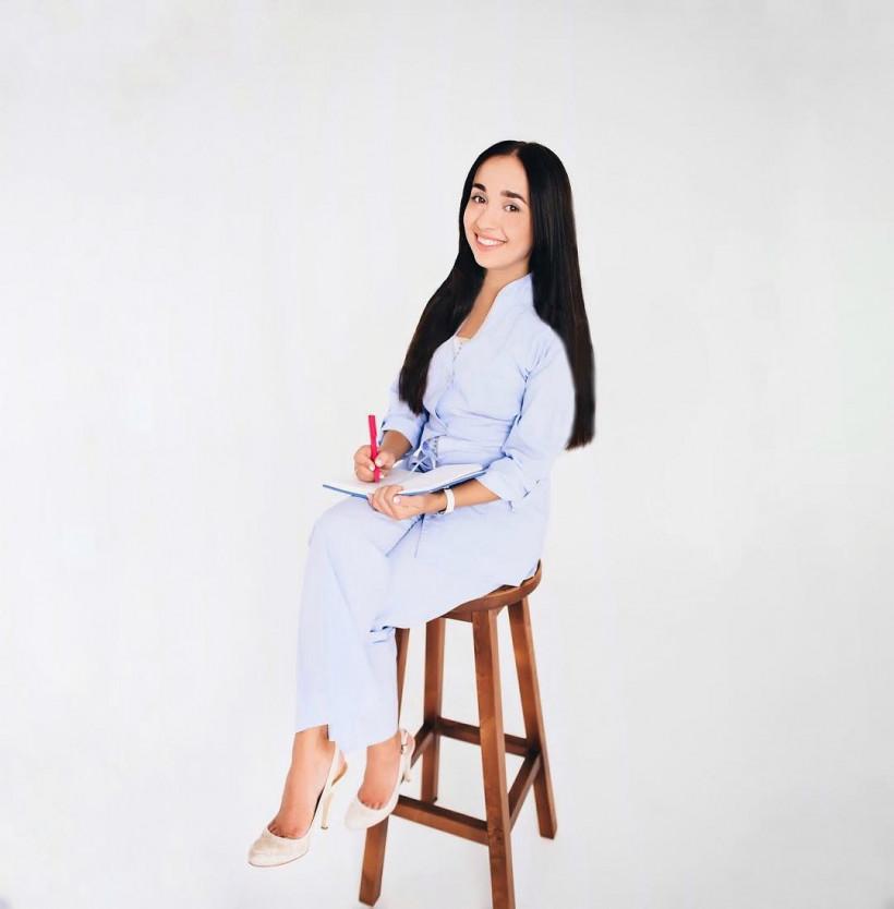 Алина Михайлова – акушер-гинеколог, участница проекта Не_винна вагітність