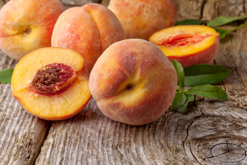 полезные персики