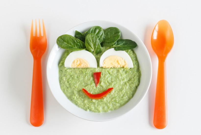 блюд из зеленого горошка