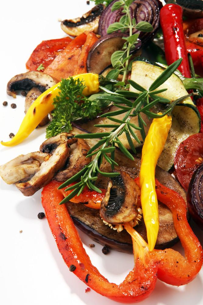 овощное рагу - итальянский рецепт