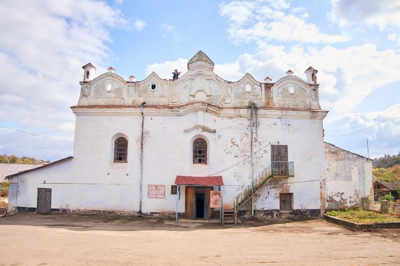 синагога в шаргороде