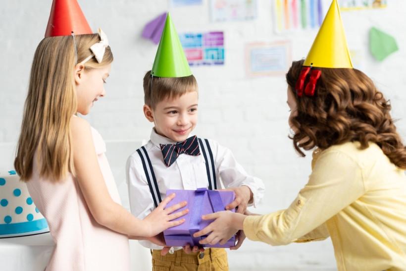 детское день рожденье 4 года
