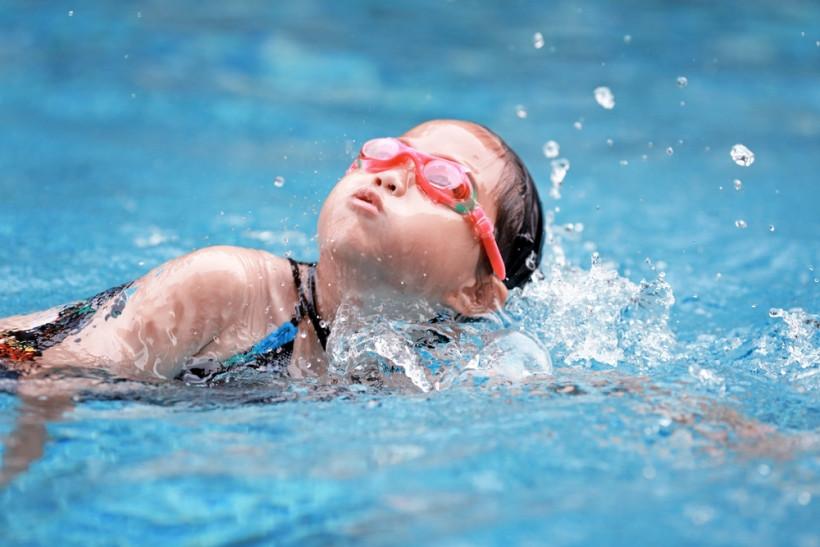 плаванье для детей