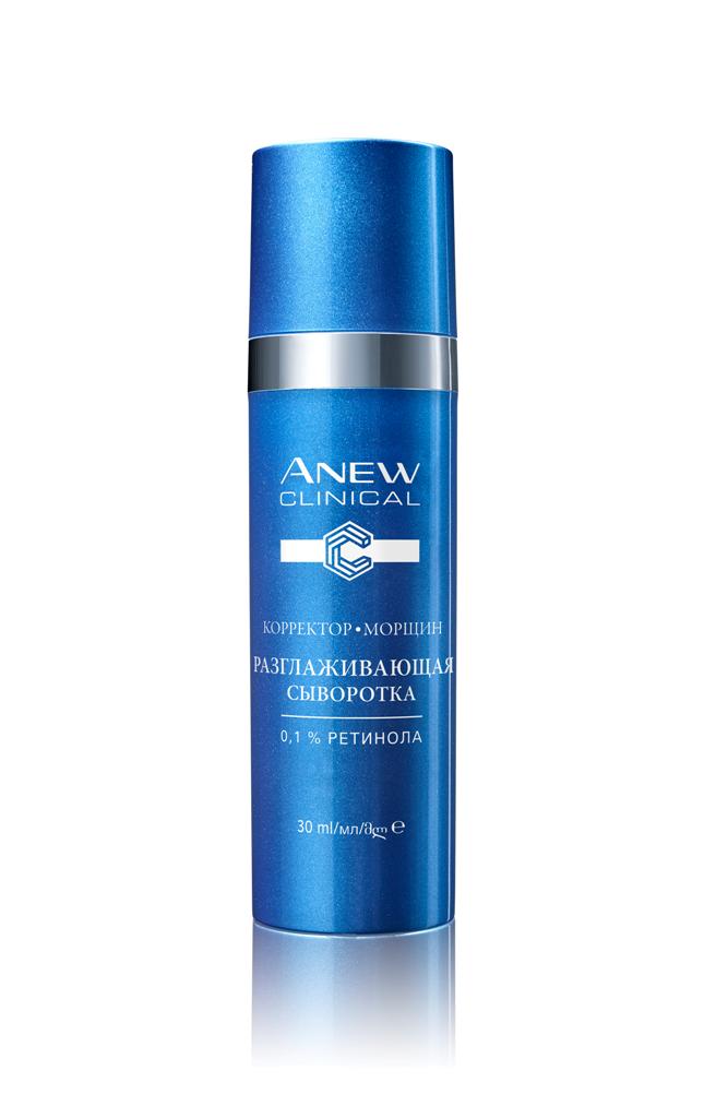 корректор морщин с 0,1% ретинола Avon Anew