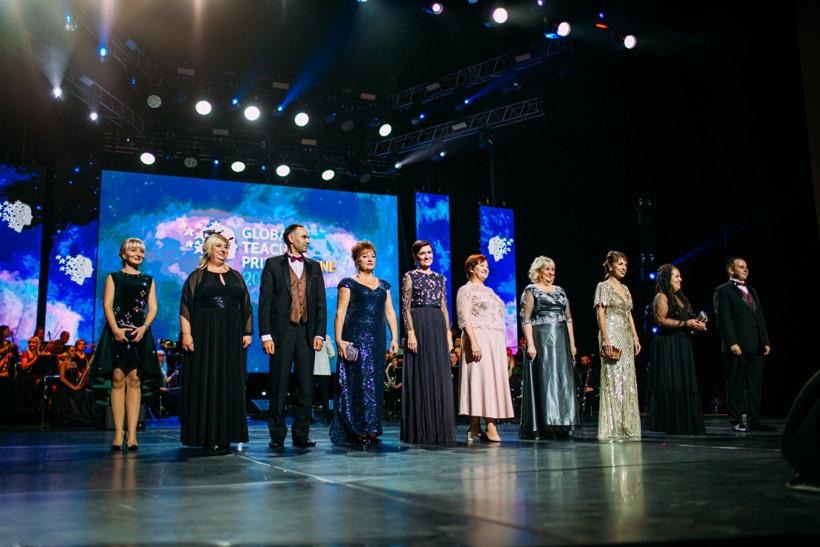 учителя победители Премия Global Teacher Prize Ukraine